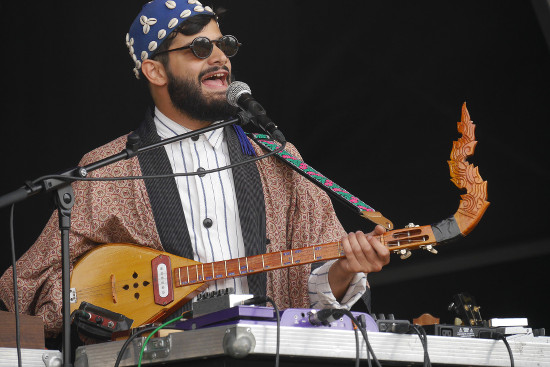 Flamingods at Deer Shed 2017