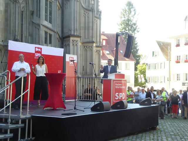 Sigmar Gabriel (14. August 2017)