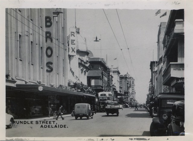 113. Rundle Street, Adelaide, South Australia, c.1948