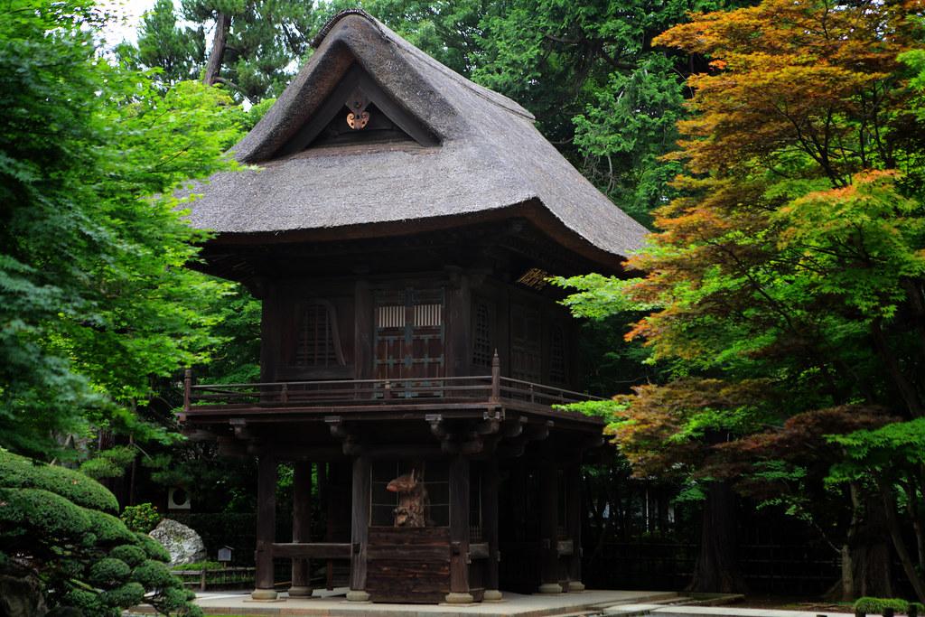 Beautiful Heirin-ji Temple
