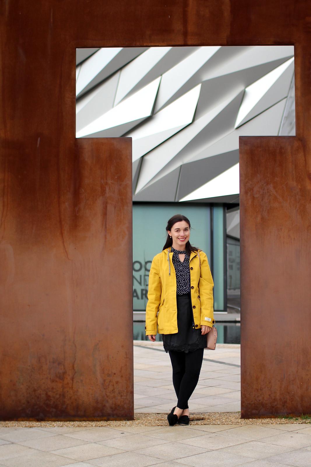 Titanic Museum Belfast 48 hour guide travel blogger UK Northern Ireland