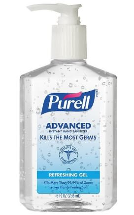 image about Purell Printable Coupons known as $1.30 Package deal upon Purell Hand Sanitizer at Walgreens (7 days of 1
