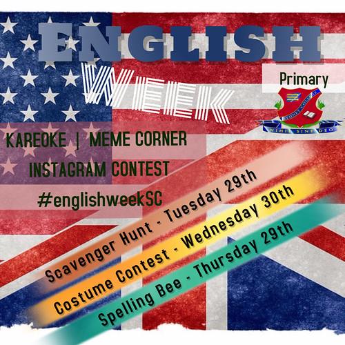 English Week Primary (2)
