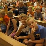 Nedjeljnja sveta misa