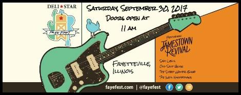 FayeFest 9-30-17