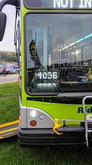 Montgomery County Transit Ride On extRa 2017 Gillig Low Floor BRT Plus #4056D