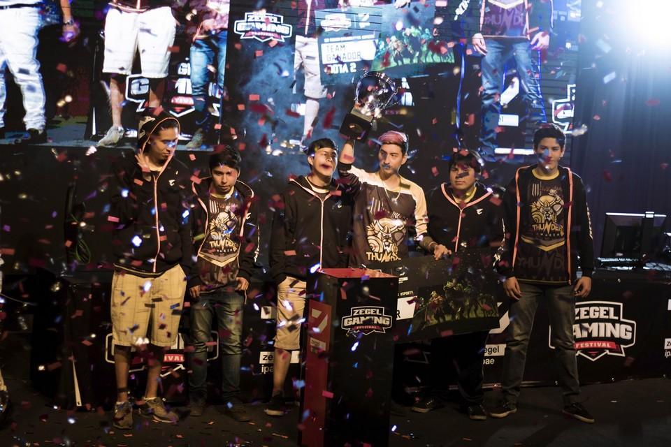 Zegel Gaming Festival | El Torneo más grande de Esports Intercolegios de Latinoamérica