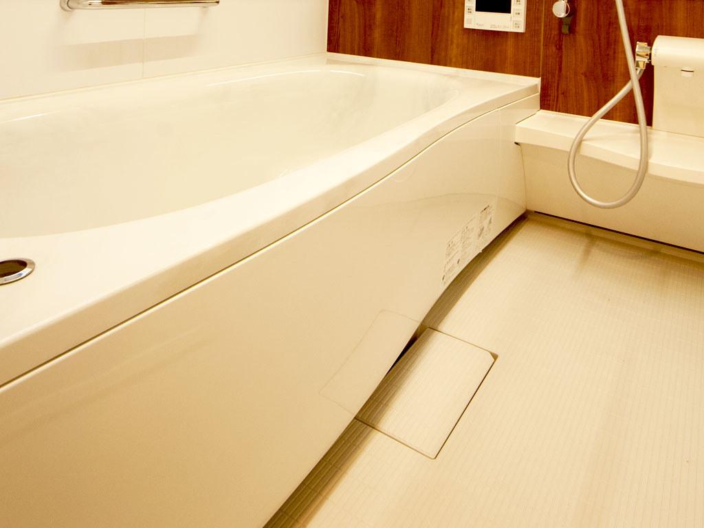 バスルーム・湯船