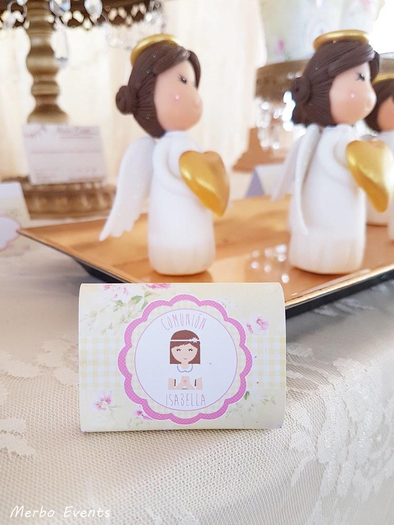 chocolatinas personalizadas comunon es Merbo Events