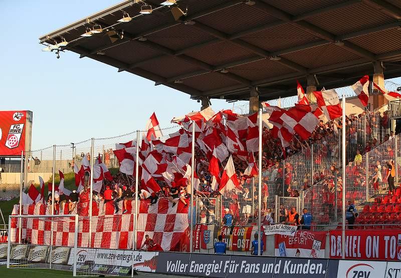 4.8.2017  FSV Zwickau vs. FC Rot-Weiß Erfurt 1-1, Foto: Frank Steinhorst-Pressefoto