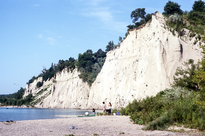 The Bluffs Cliffs_