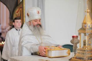 Литургия в Хутынском монастыре 310