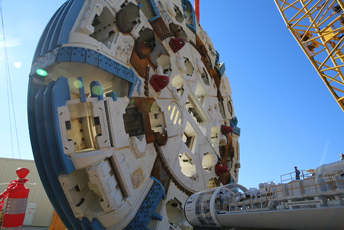 TBM Nora event to mark the beginning of tunneling