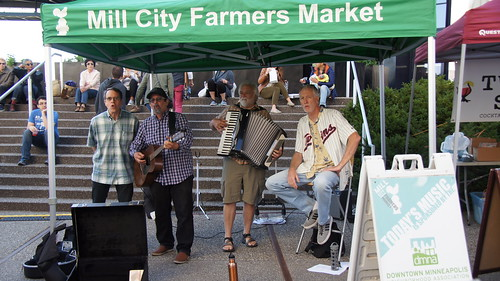 September 9, 2017 Mill City Farmers Market