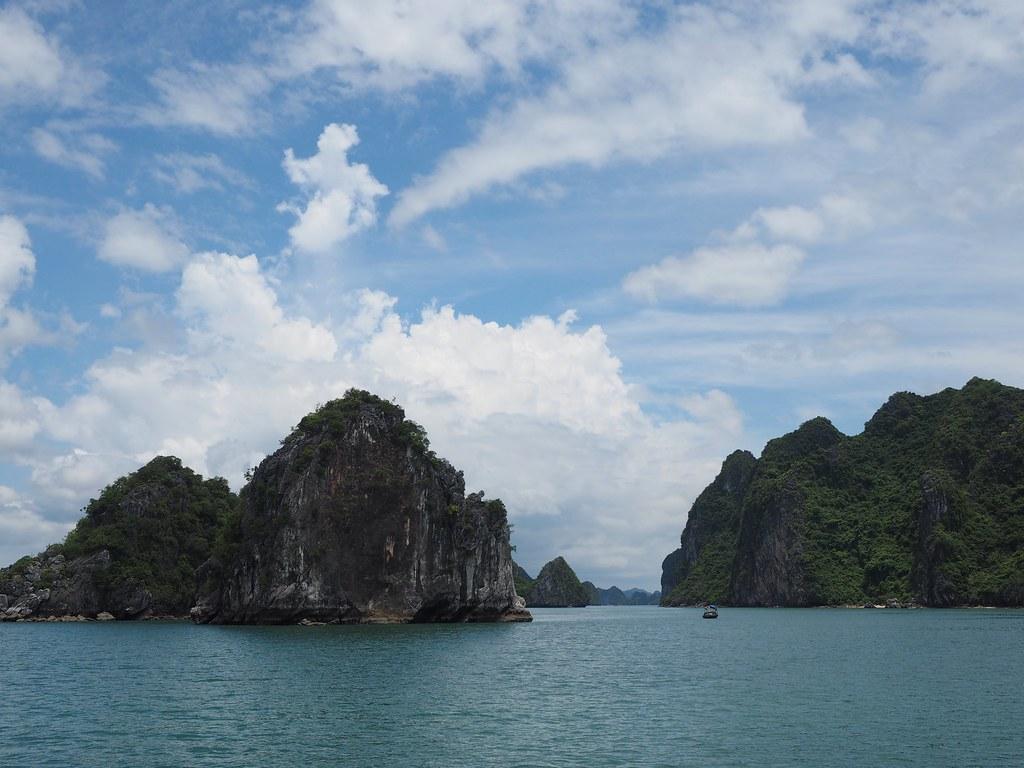Unesco World Heritage Halong Bay