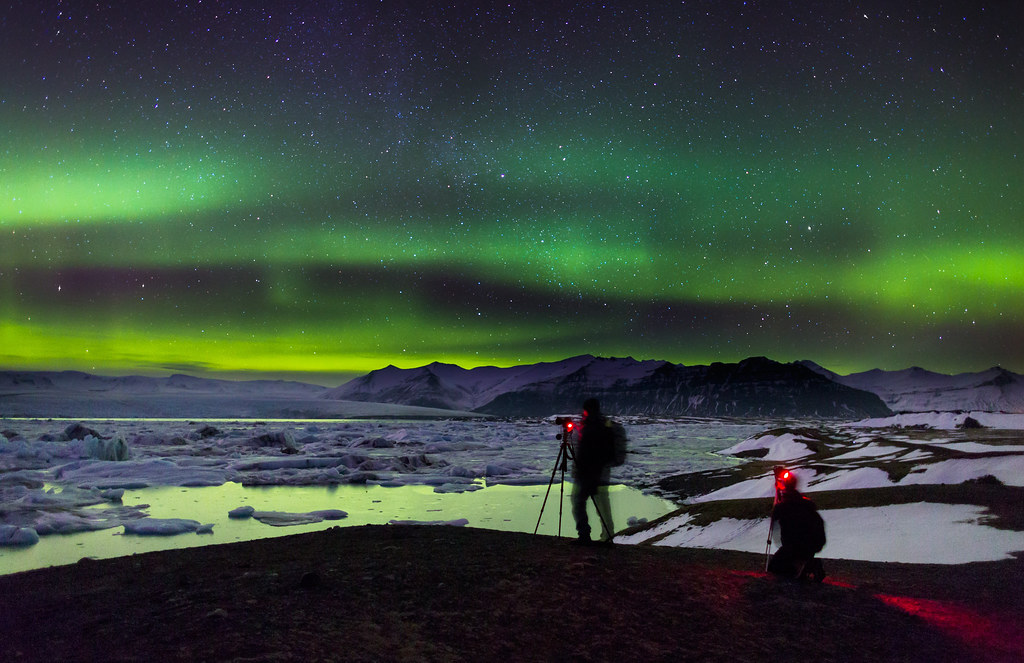 The Best Places To Watch The Northern Lights From In Iceland