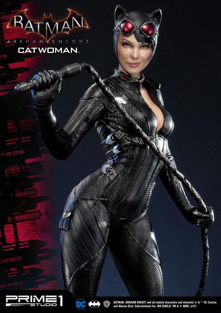 Prime 1 Studio 蝙蝠俠:阿卡漢騎士【貓女】Catwoman ミュージアムマスターライン バットマン:アーカム・ナイト キャットウーマン MMDC-25EX