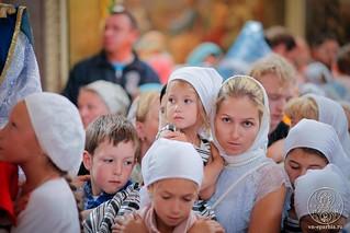 Божественная литургия 830