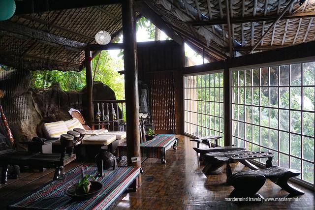 Buddha's Lounge at Luljetta's Hanging Gardens & Spa