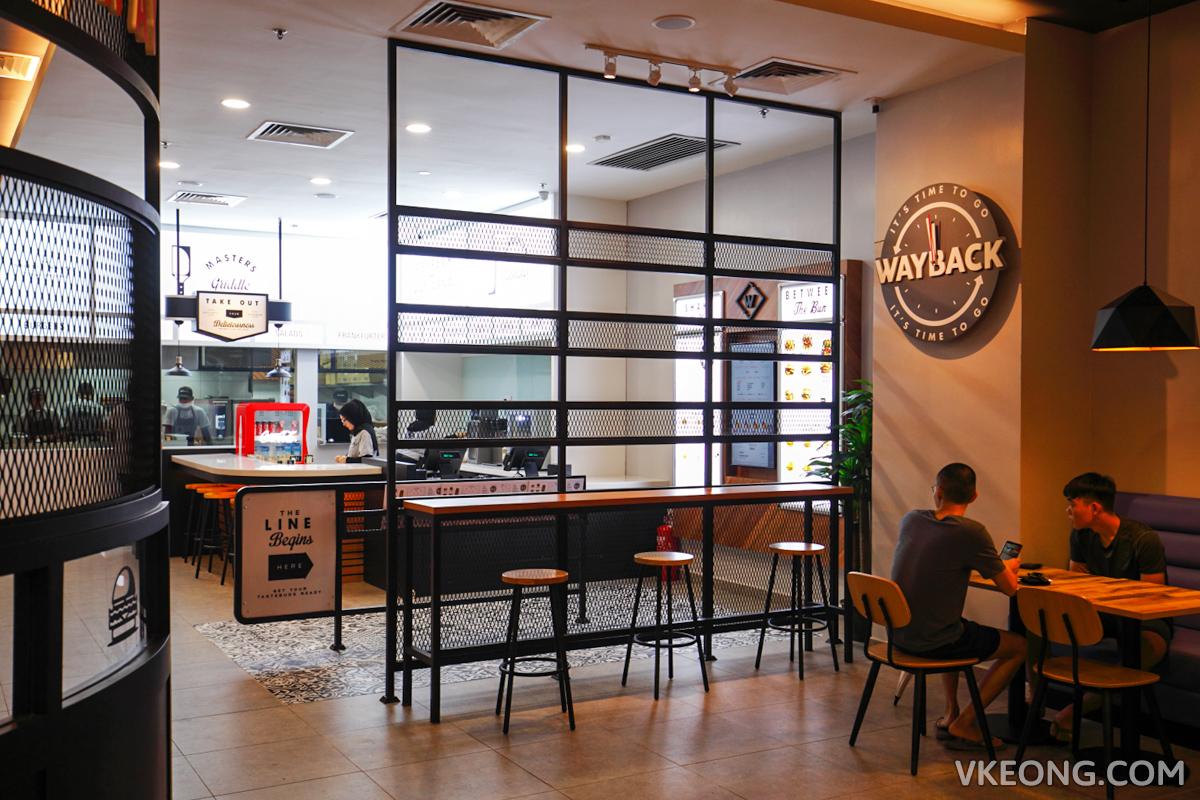 Wayback Burgers KL
