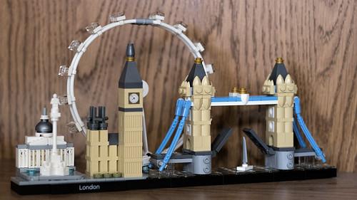 London Skyline Model
