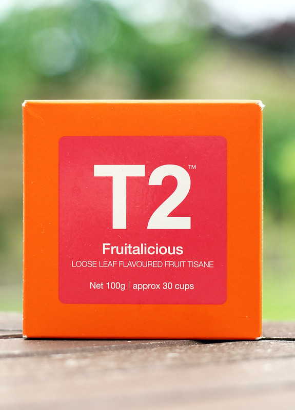 T2 Fruitalicious Tea