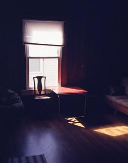 Interior, Maysville