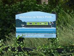 Vines Park, Droitwich Spa