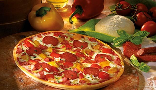 Platz 2: Pizza