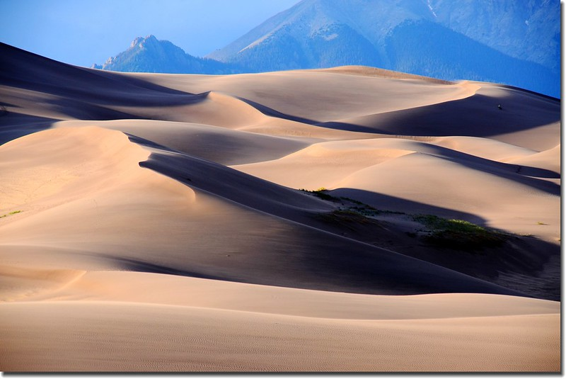 Dusk at Great Sand Dunes National Park  (7)