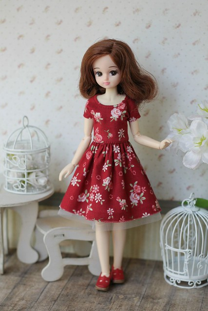 Dress for Obitsu 24 body