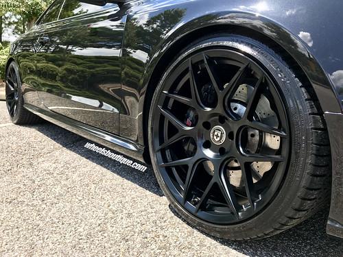 Audi RS5 on HRE FF01