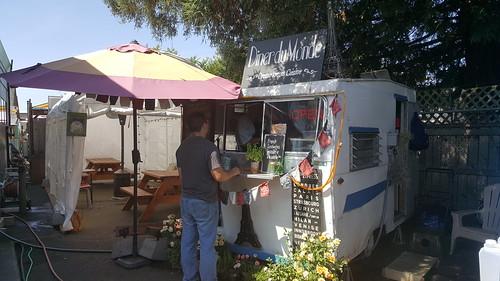 French food cart portland