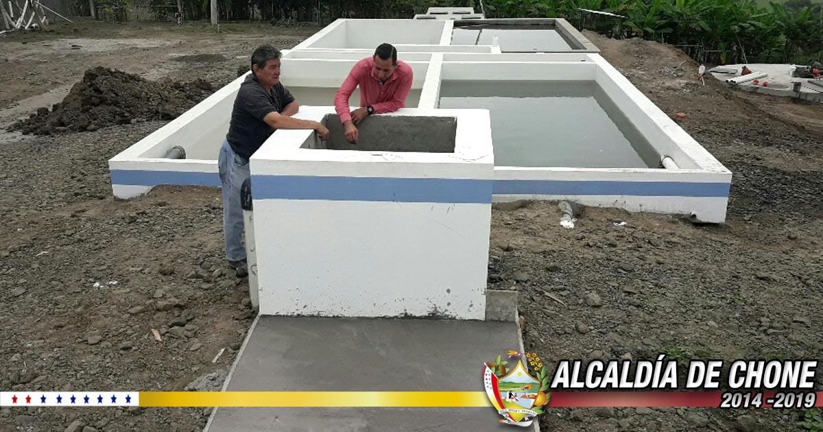 Planta de agua potable de San Antonio lista al 100%