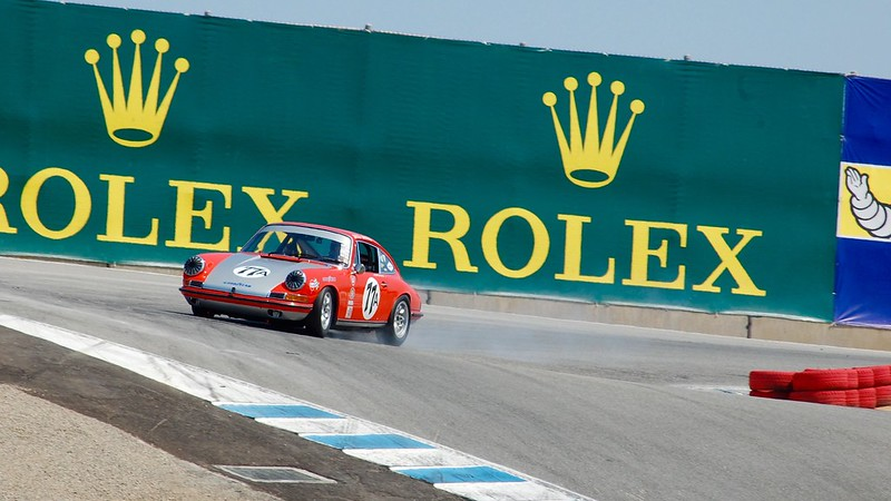 Monterey Historics at Laguna Seca 2017