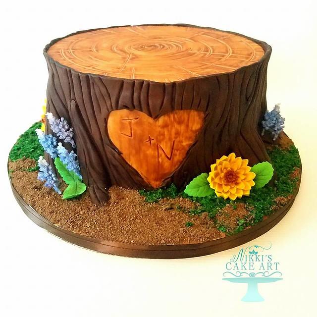 Cake by Nikki's Cake Art