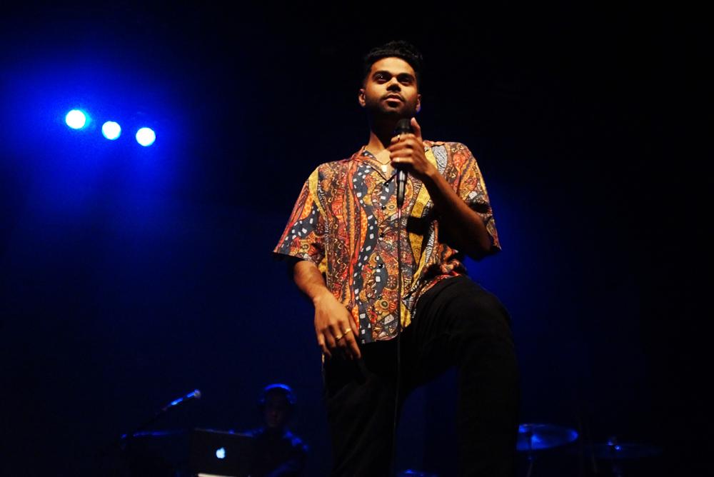 Anik Kahn @ Gramercy Theatre