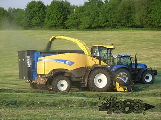 New Holland Fr 9050-033