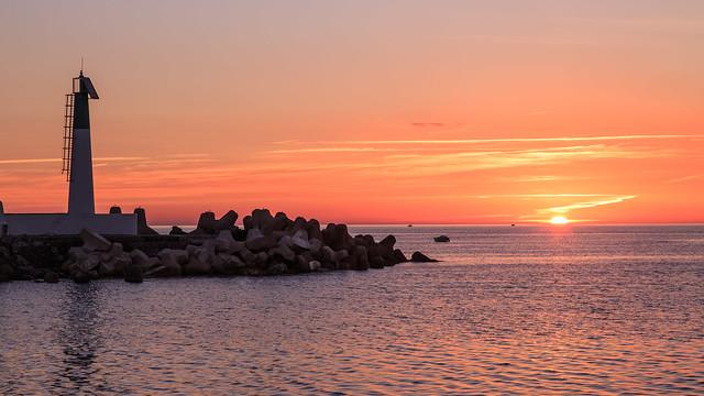 Lever de soleil, Canon EOS 5D MARK III, Canon EF 24-105mm f/4L IS