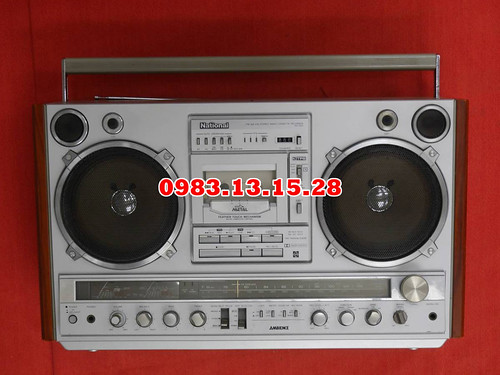 Cassette National FM_AM RX-7000