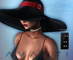 Avanti @ Cosmopolitan: Jivienne Hat