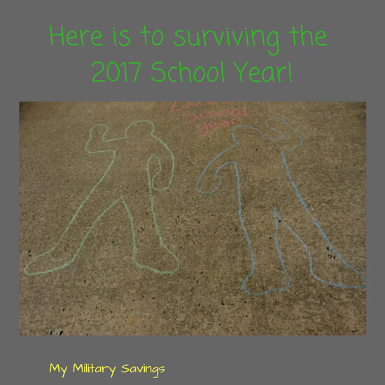 Here is to surviving the 2017 School Year!
