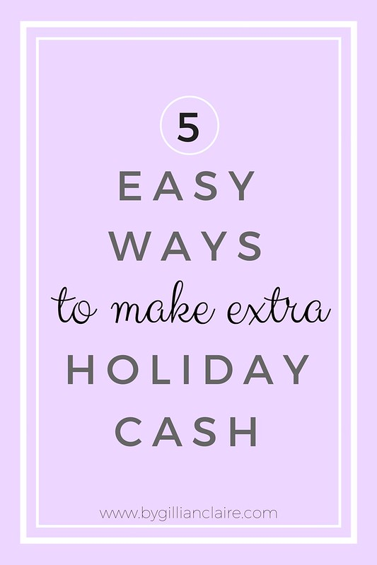 easy-ways-make-money-extra-holiday-by-gillian-claire