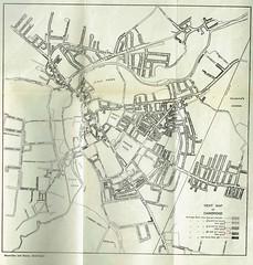 Eglantyne Jebb - 1906 Rental Map Cambridge Study in Social Questions