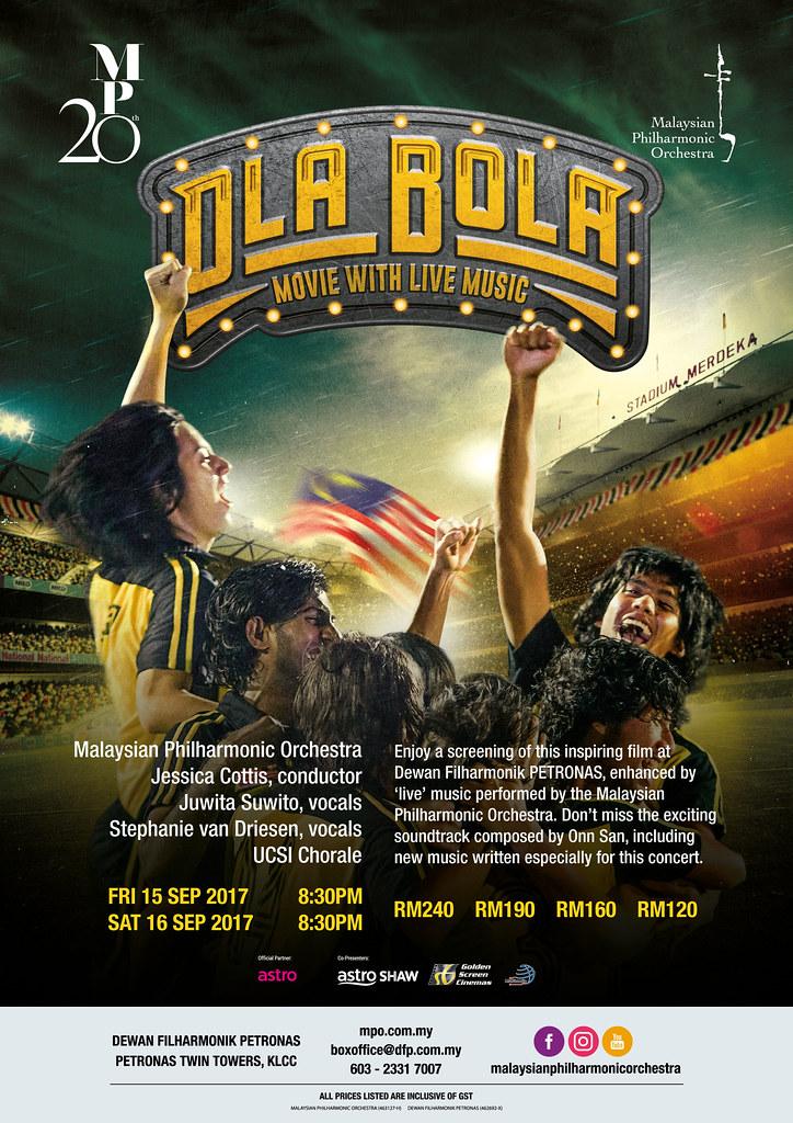 Ola Bola - Poster