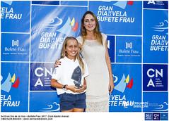 54 Gran Día de la Vela Bufete Frau 2017 · Entrega de trofeos