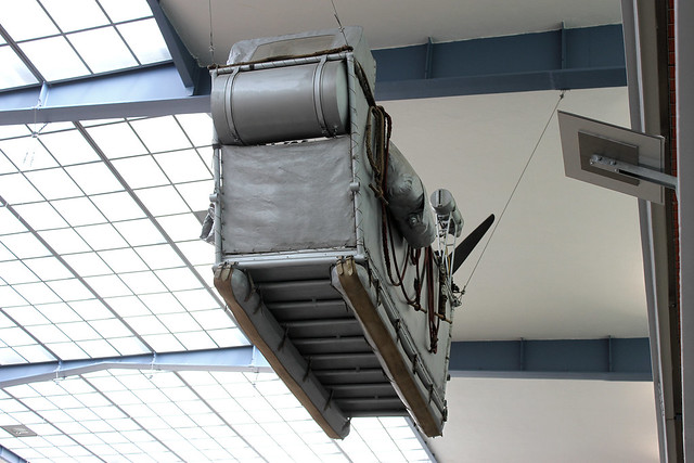 Ressel 1893 Airship Gondola