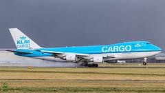 KLM Cargo B747