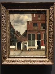 Vermeer painting, Rijksmuseum, Amsterdam, Netherlands.
