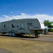 Small photo of Jayco fifth wheeler parked